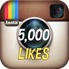 Get 5000 Likes on Instagram